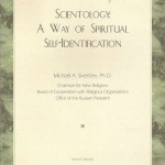 Michael A. Sivertsev – Scientology: A way of spiritual self-identification
