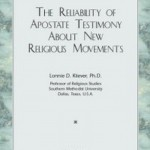 Prof. Lonnie D. Kliever – Die Glaubwürdigkeit der Zeugenaussagen von Abtrünnigen über neue religiöse Bewegungen