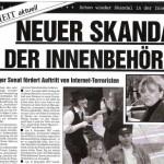 Ausgabe August 2008 Neuer Skandal in der Innenbehörde