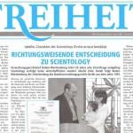 Ausgabe August 2004 Richtungsweisende Entscheidung zu Scientology