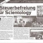 Ausgabe Dezember 2002 – Steuerbefreiung für Scientology
